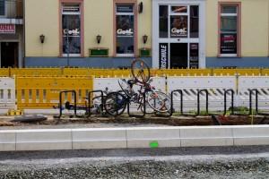 02 Fahrradchaos